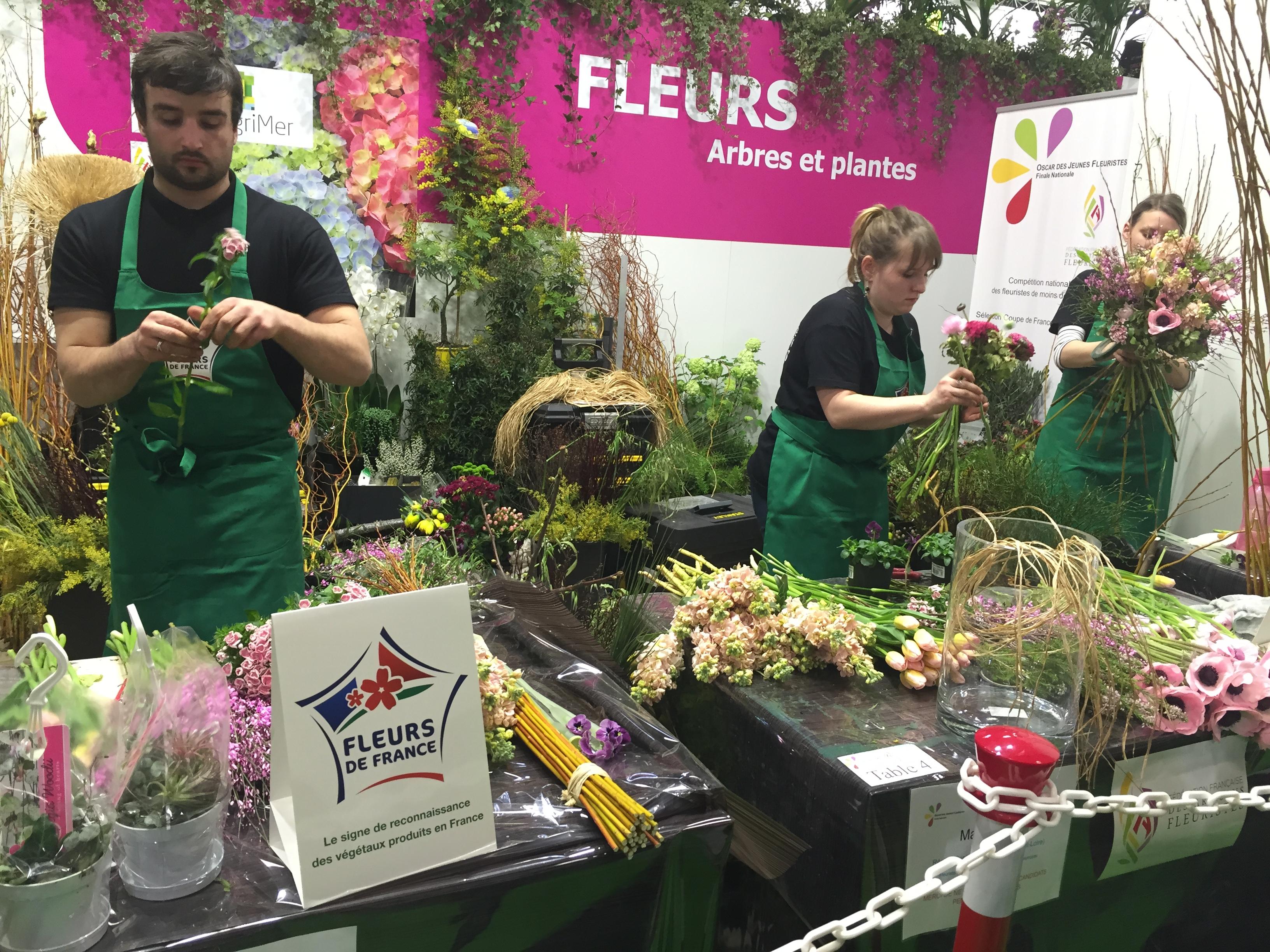 Label Fleurs de France   Le label des végétaux produits en France bcca0a944f0